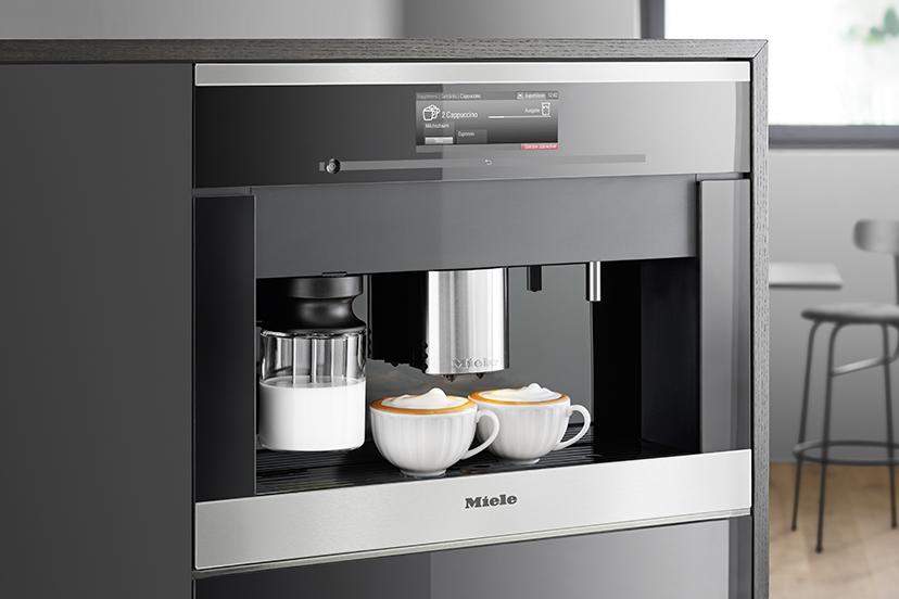 Miele Cm6 Bean To Cup Coffee Machine Miele