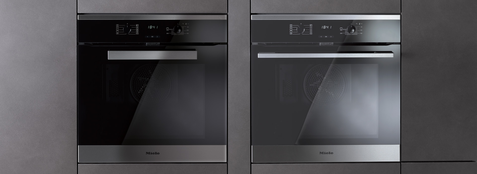 Miele Pyrolytic Ovens Self Cleaning Oven 187 Miele