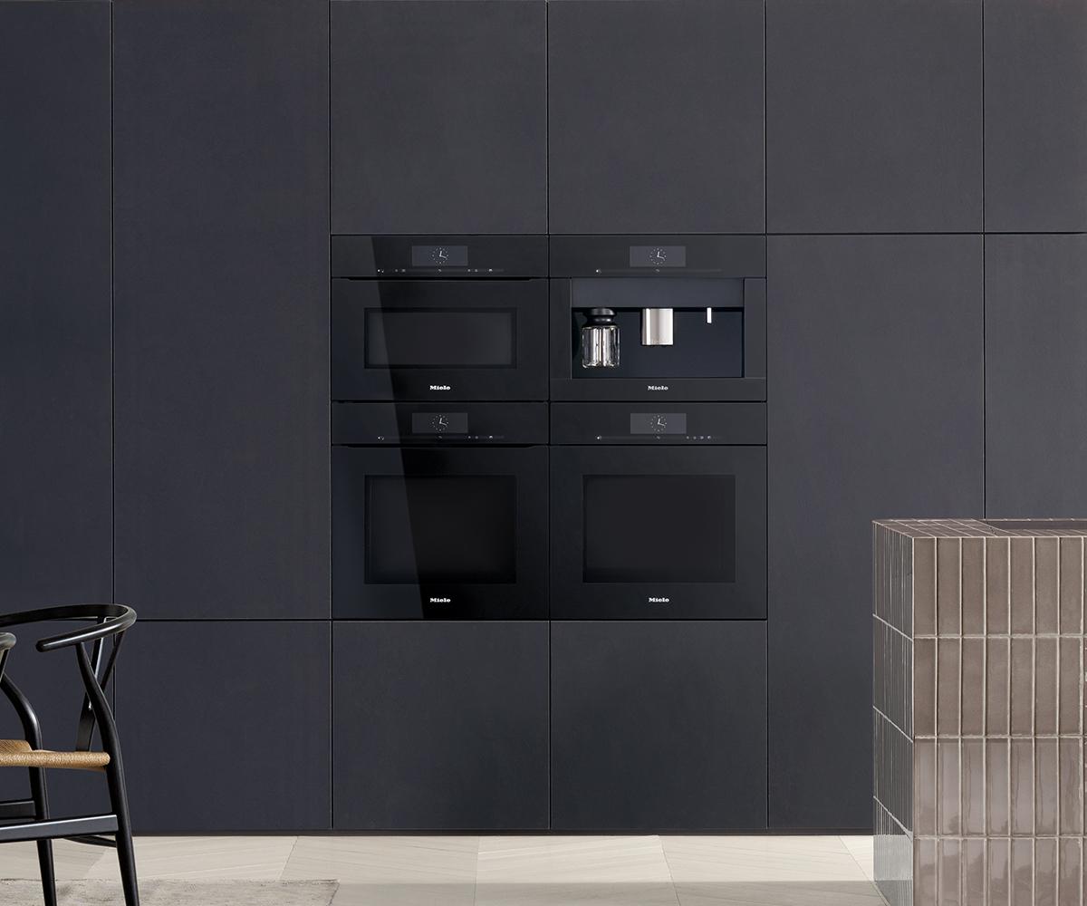 Unique Built In Kitchen Appliances