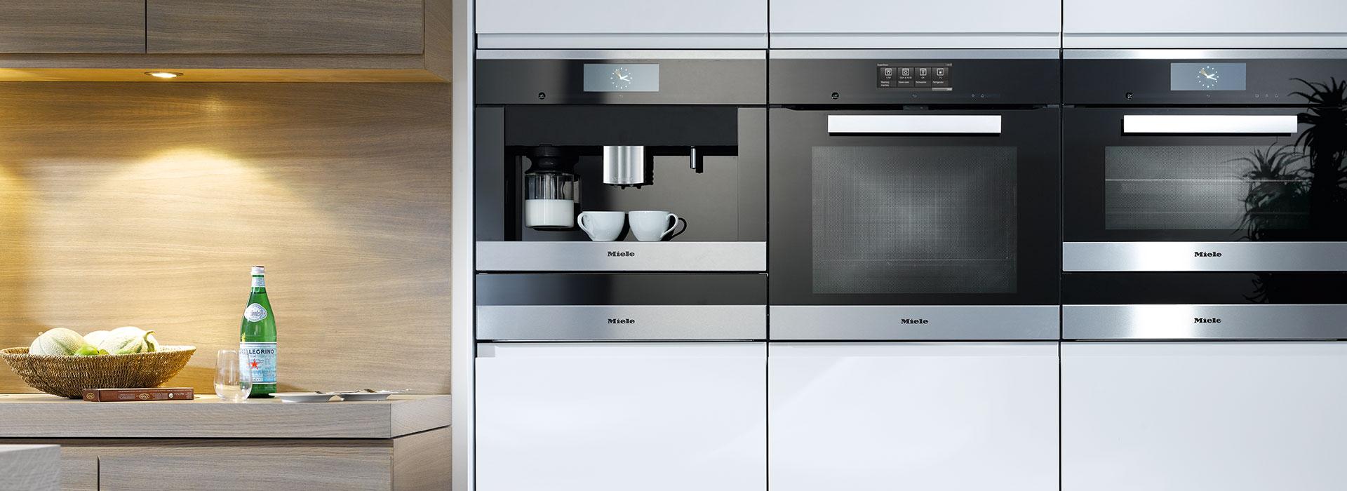 miele home innovative networks miele. Black Bedroom Furniture Sets. Home Design Ideas
