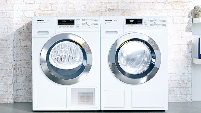 Miele T1 Tumble Dryer Manual