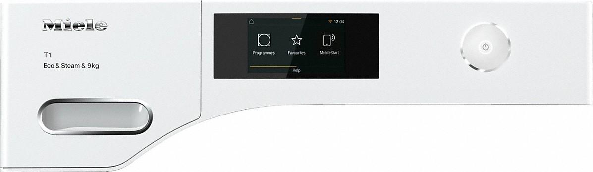 Miele Twr860 Wp Eco Amp Steam Wifi Amp Xl T1 Heat Pump Tumble Dryer