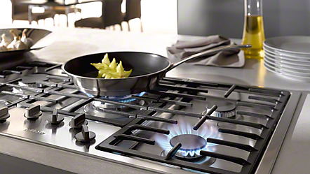 Miele High Quality Gas Stoves And Gas Hobs By Miele