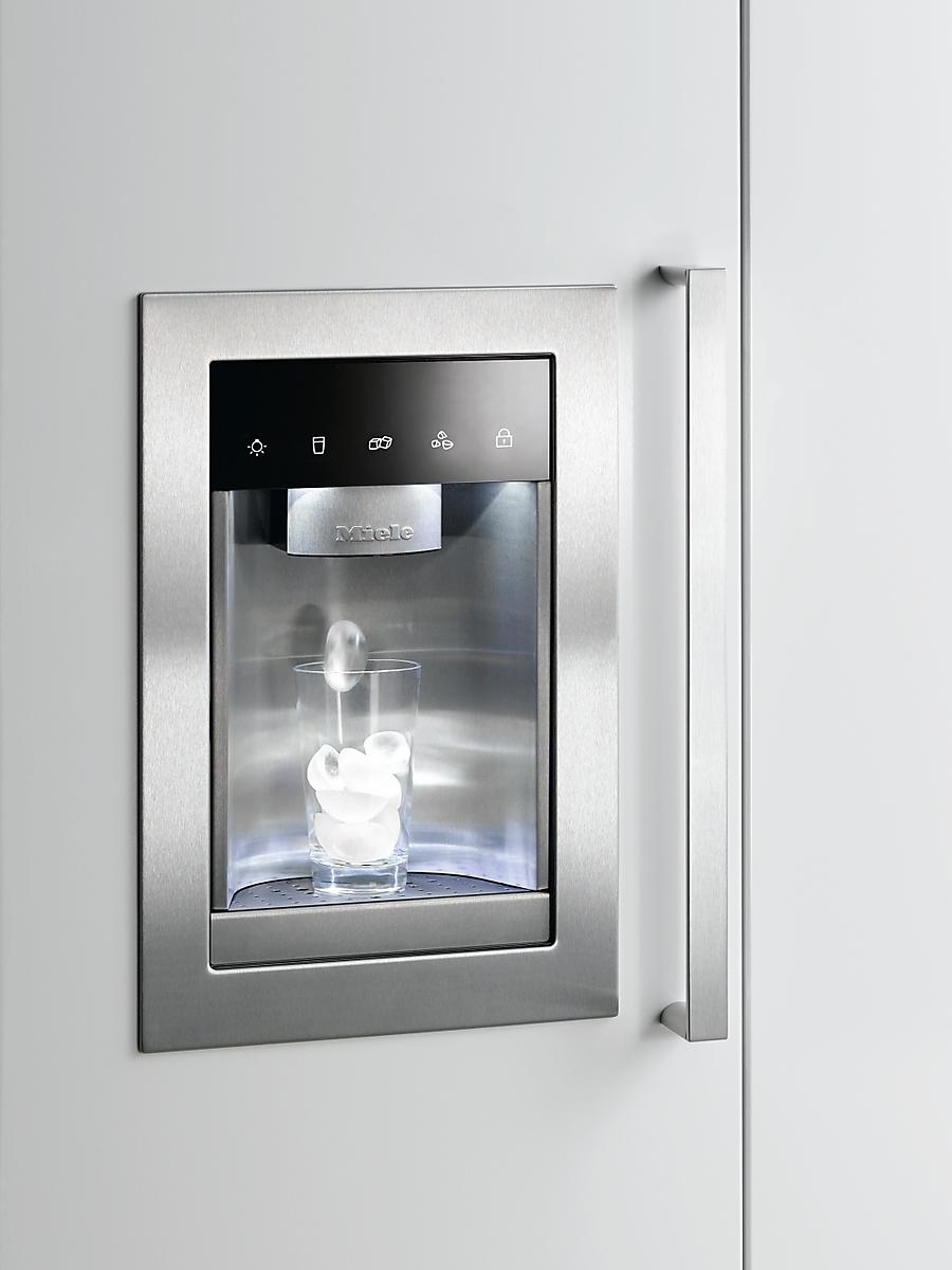 Wine Refrigerator Reviews >> Miele F 1472 Vi MasterCool freezer