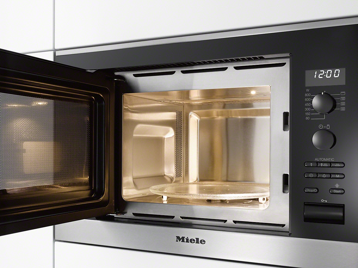 Miele M 6032 Sc Built In Microwave Oven