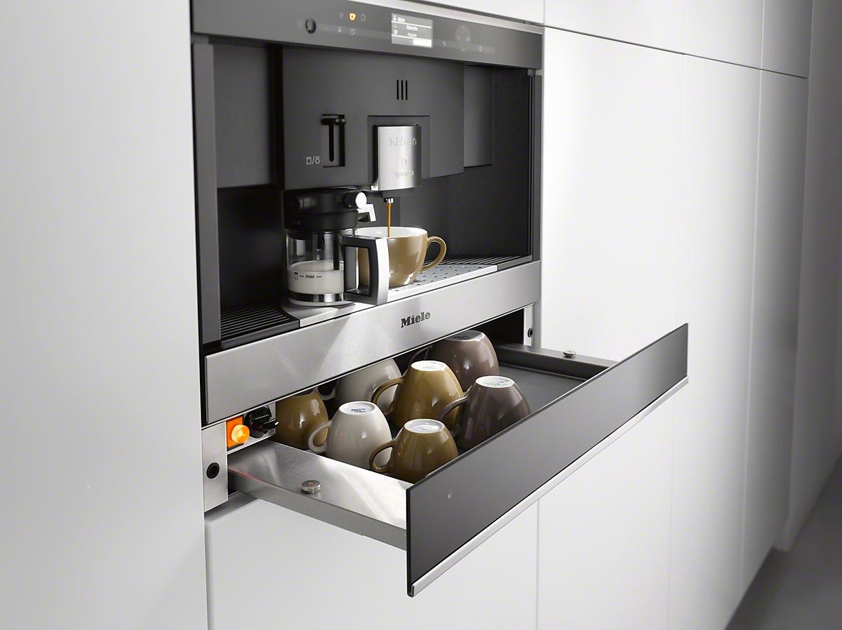 Miele cva 6431 built in coffee machine for Kaffeemaschine miele