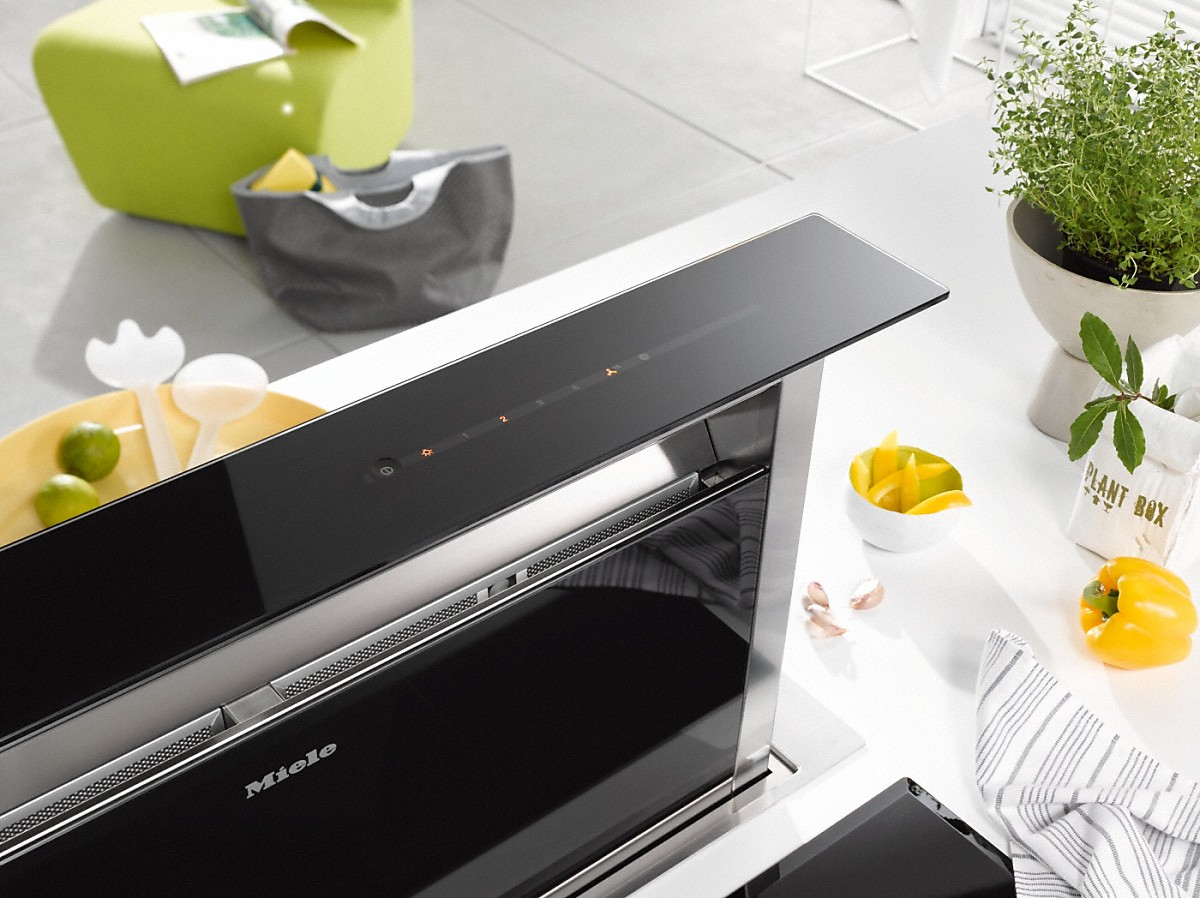 Miele Da 6890 Downdraft Extractor System Wiring A Cooker Hood Uk Back