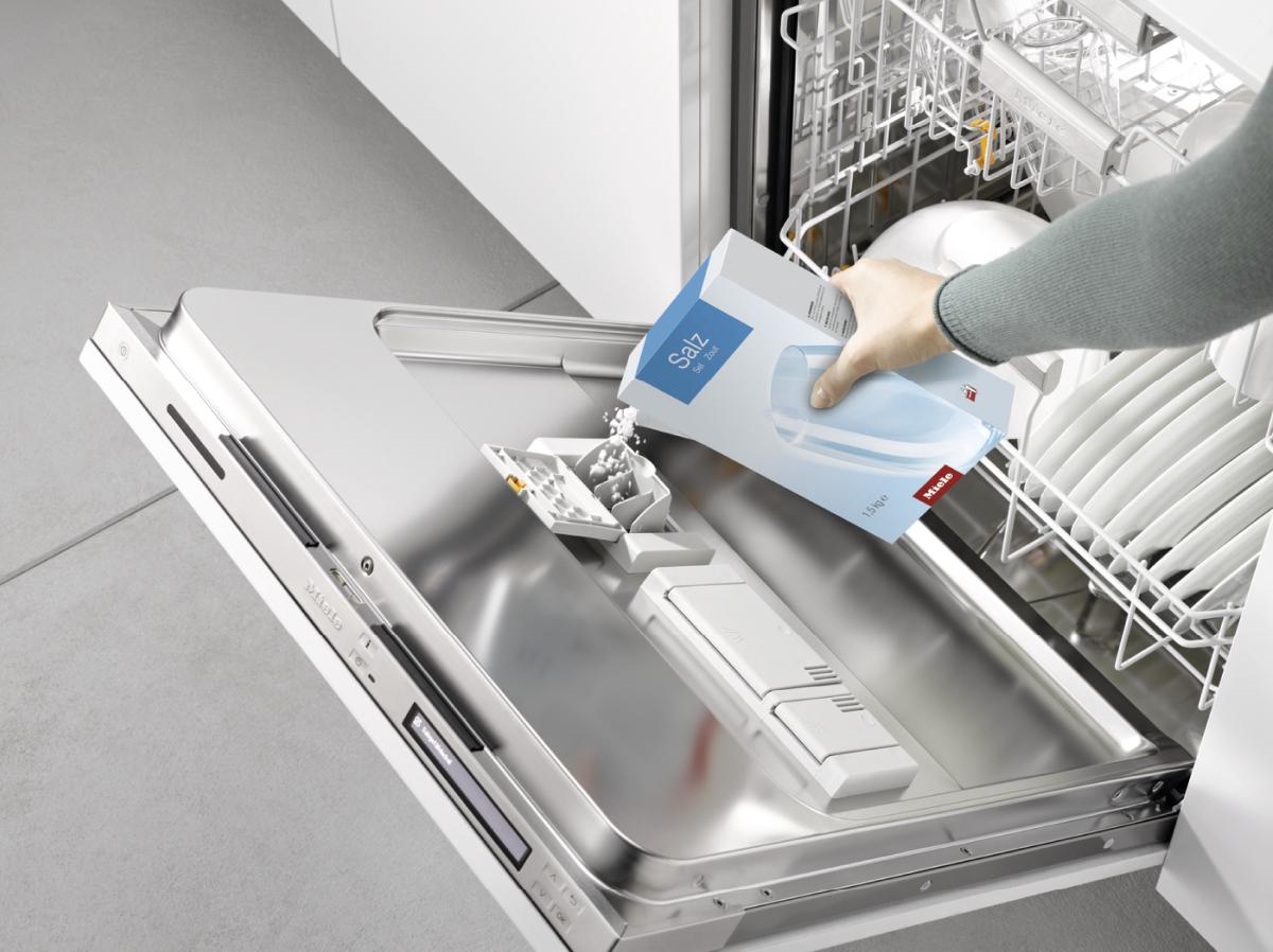Miele Dishwasher Reviews >> Miele GS SA 1502 P Dishwasher salt, 1.5 kg