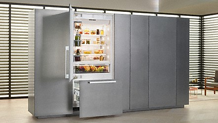 miele miele free standing fridge freezers. Black Bedroom Furniture Sets. Home Design Ideas