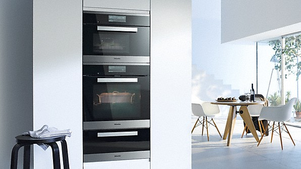 Miele Baking And Steam Cooking Made Easy With Miele