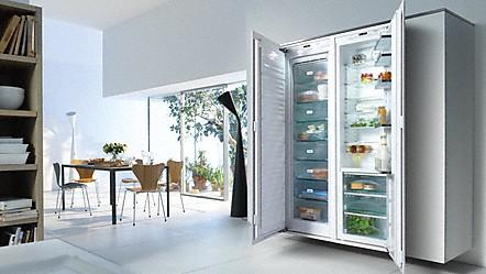 Miele Miele free-standing fridge-freezers
