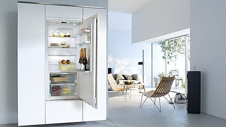 Miele At Miele, you can find fridges for every household