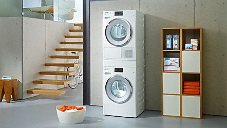 Miele Washing machines from front loaders to top loaders | Miele