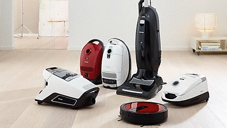 Miele Our Vacuum Cleaners For More Cleanliness At Home Miele