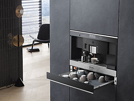 miele built in coffee machines for flavour indulgence miele. Black Bedroom Furniture Sets. Home Design Ideas