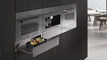 Miele Warming Drawers For More Versatility When Cooking