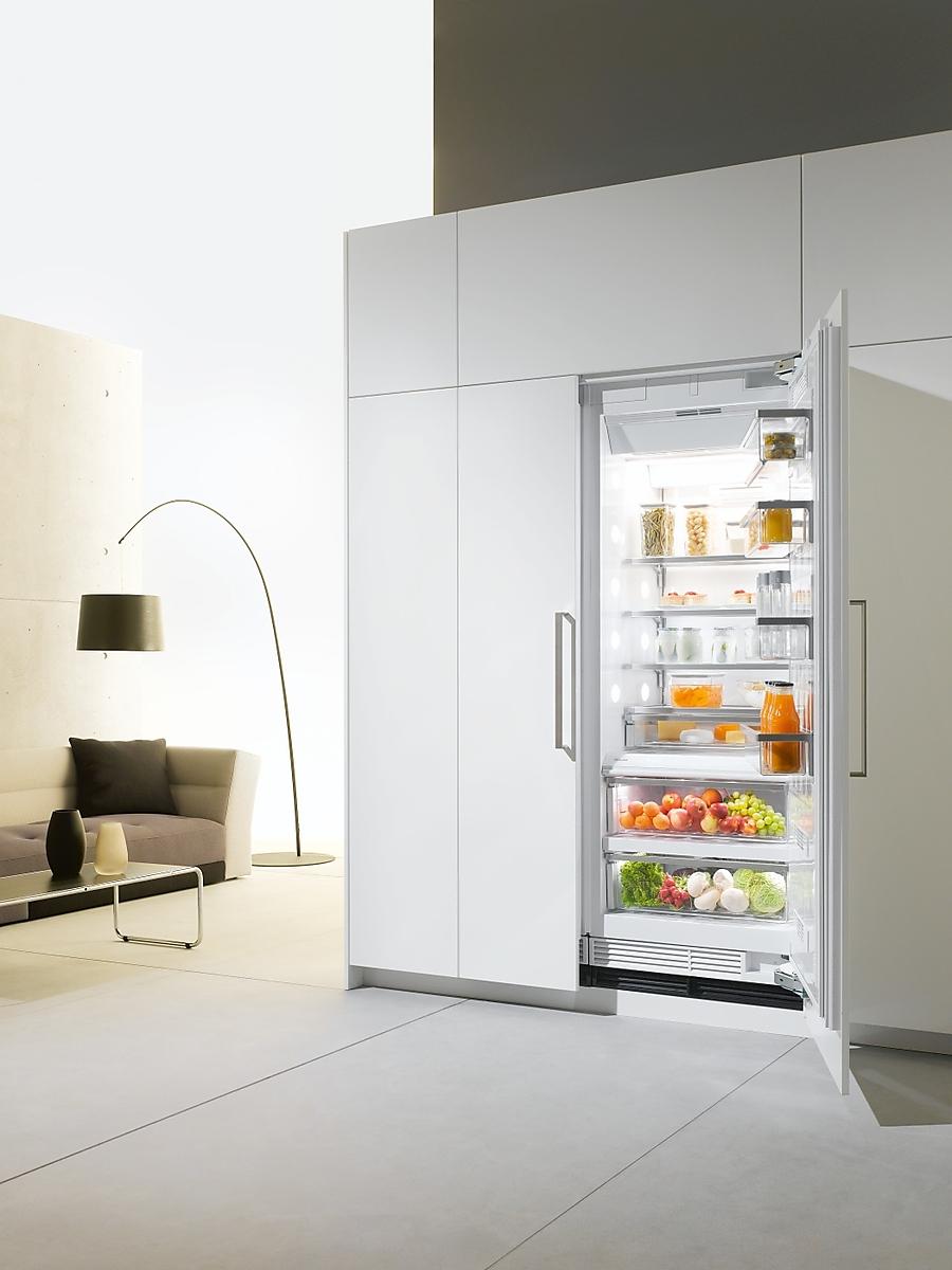 Wine Refrigerator Reviews >> Miele K 1801 Vi MasterCool refrigerator