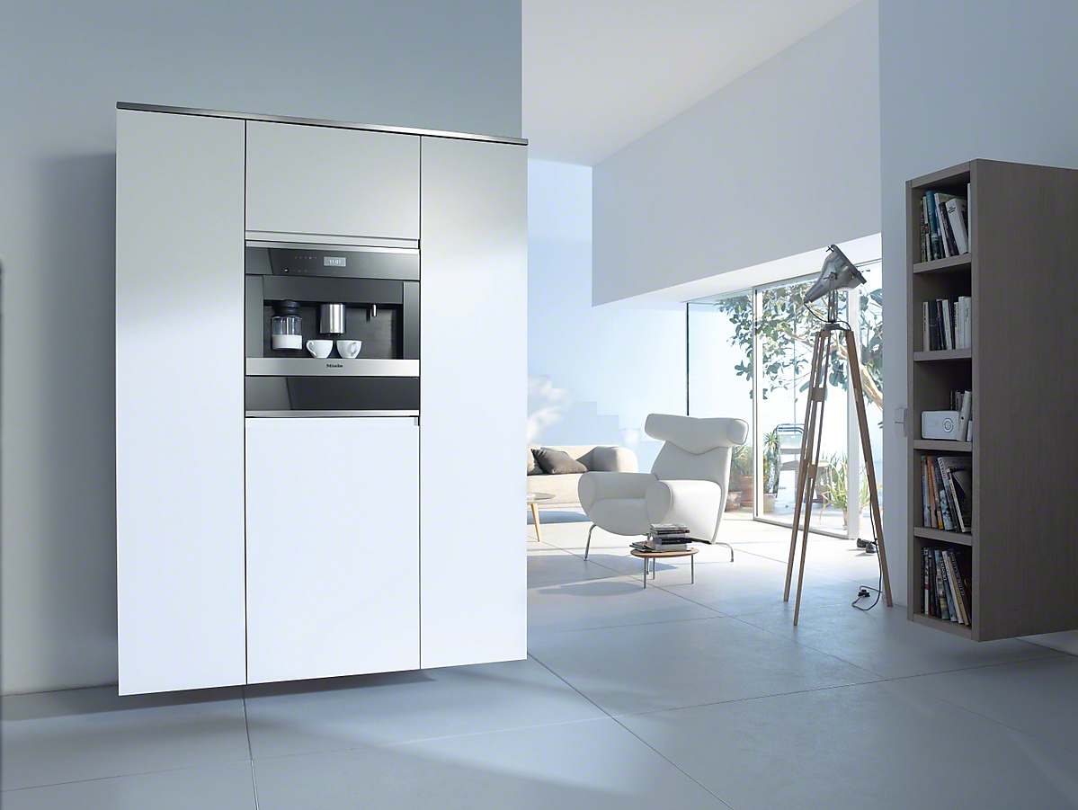 miele cva 6405 built in coffee machine. Black Bedroom Furniture Sets. Home Design Ideas