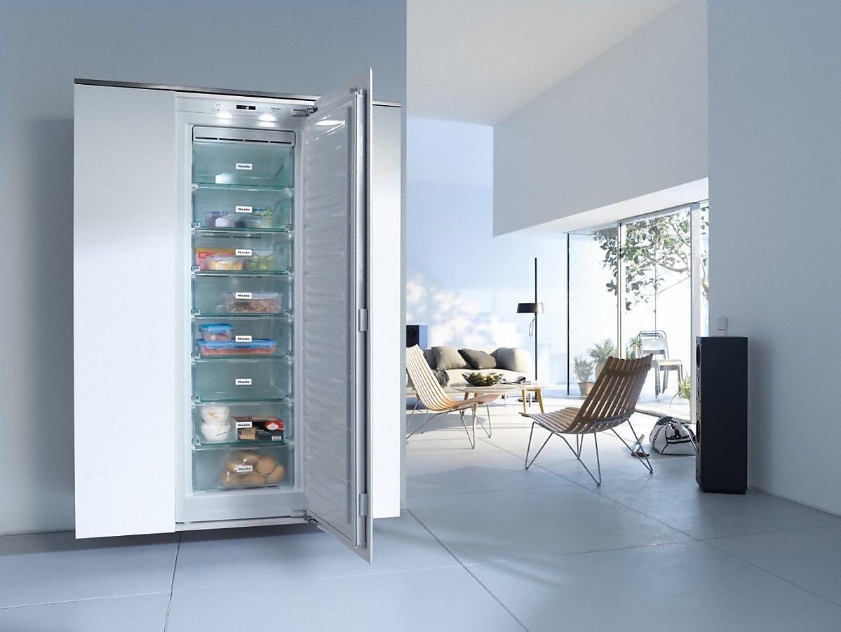 miele fns 37402 i built in freezer. Black Bedroom Furniture Sets. Home Design Ideas