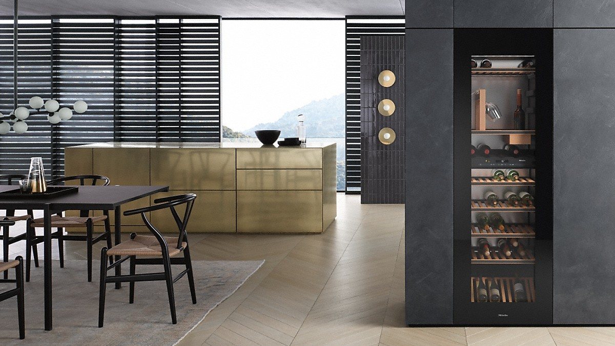 Miele Kwt 6722 Igs Built In Wine Conditioning Unit