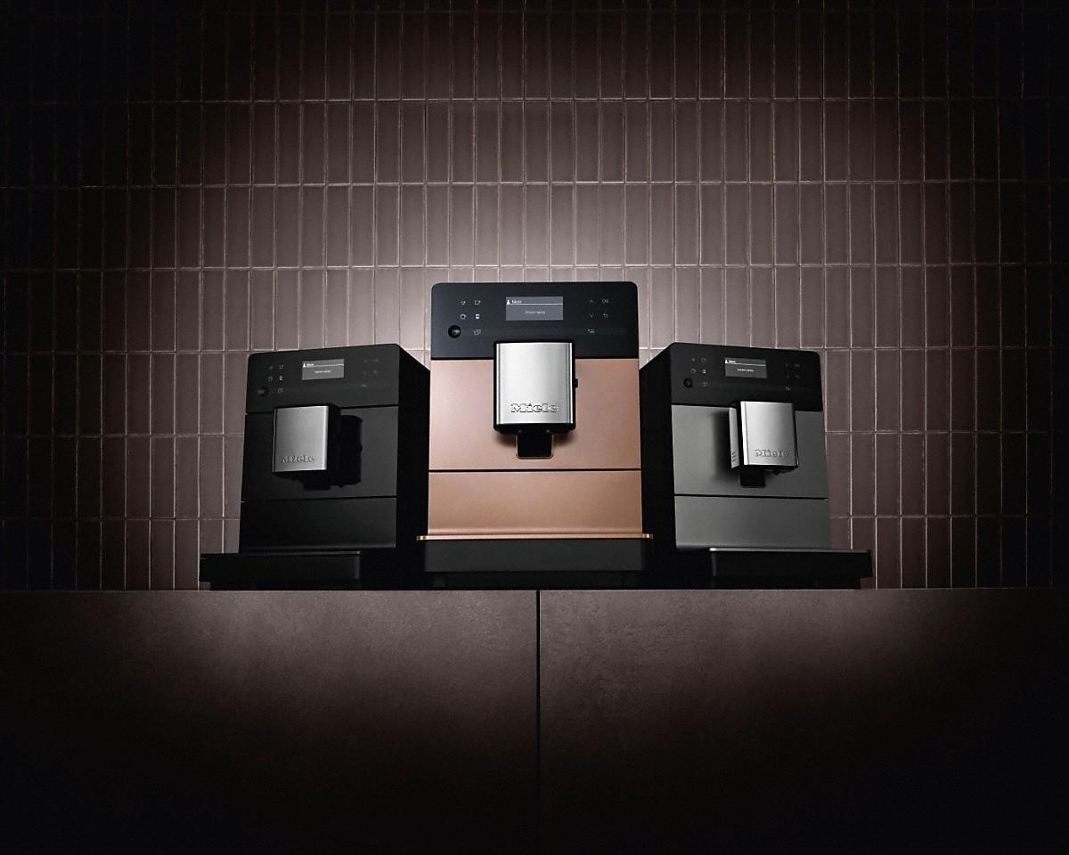 miele kaffeevollautomat cm 5500 silver edition