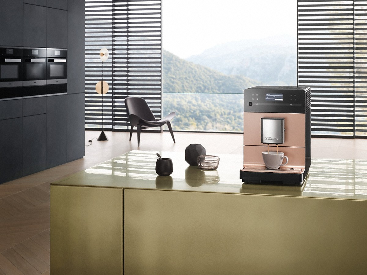 miele cm 5500 countertop coffee machine. Black Bedroom Furniture Sets. Home Design Ideas