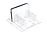 For the optimum loading of trays, racks and serving platters--White