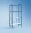 With 3 sloping shelves for optimum storage.--Octoblue