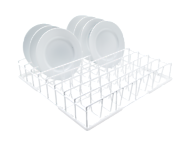 U 506 Lower basket, plastic coated