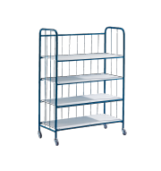 RW 02 Mobile shelf unit
