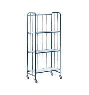 RW 01 Mobile shelf unit