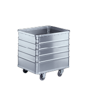 TW 01 Light alloy trolley