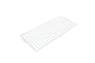 E 10 Perforated tray pad 1/2 for lower baskets