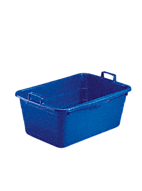 WW 85 B Laundry tub, blue