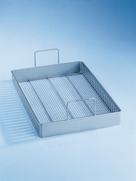 E 984 - Insert for a wide variety of utensils.--stainless steel exterior
