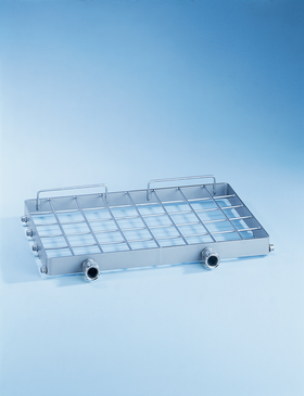 E 945/2 - Module for inserts--stainless steel exterior