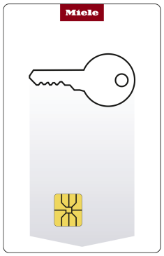 CKSL - Smartcard key For user-specific blocking/unblocking of Profitronic M.--NO_COLOR