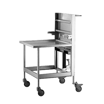 MF/3 - Trolleys for loading & unloading washer-&disinfectors.--stainless steel exterior