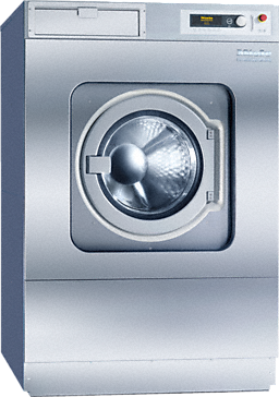PW 6241 [EL] - Washing machine, electrically heated With individually programmable controls for the maximum in flexibility.--stainless steel exterior