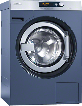 PW 5105 Vario [EL LP] - Washing machine, electrically heated with suspended drum unit, very short cycle time of 53 minutes and drain pump.--Octoblue