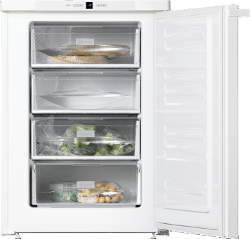 F 12020 S-2 - Freestanding freezer with maximum energy efficiency and Super freeze for intelligent freezing.--NO_COLOR