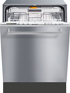 PG 8083 SCVi XXL - Fully integrated dishwasher For large amounts of crockery in households, office tea rooms and utility areas.--NO_COLOR