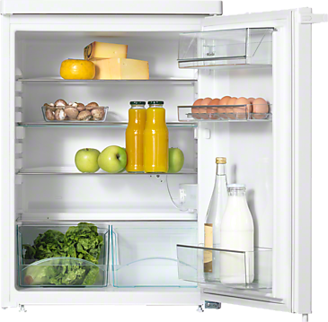 K 12020 S-1 - Freestanding refrigerator with practical interior space, thanks to ComfortClean and adjustable shelves.--