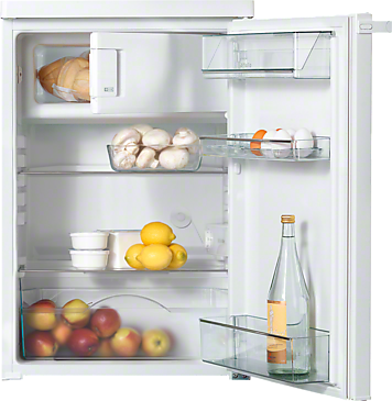 K 12012 S-2 - Freestanding refrigerator with freezer compartment for intelligent refrigeration in the smallest space.--NO_COLOR