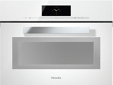 DGC 6805 - XL steam combination oven with fully-fledged oven function - the Miele all-rounder with mains water connection for discerning cooks.--