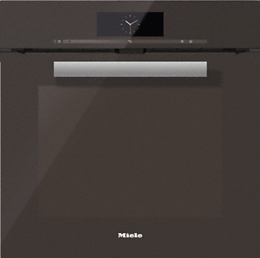 H 6860 BP - Oven - the multi-talented expert from Miele.--Havana brown