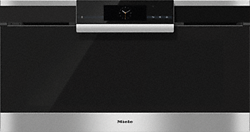 H 6890 BP - Oven 90 cm - The multi-talented Miele for the highest demands.--Stainless steel/CleanSteel