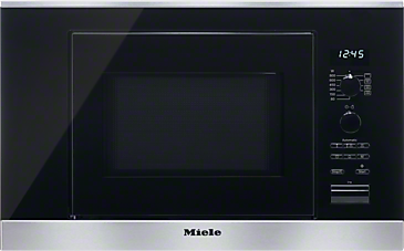 M 6032 SC - Built-in microwave oven with automatic programmes and grill function for excellent results.--Stainless steel/CleanSteel