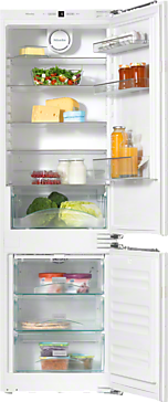 KDN 37232 iD - Built-in fridge-freezer combination versatile storage conditions thanks to LED lighting, Frost free and VarioRoom.--