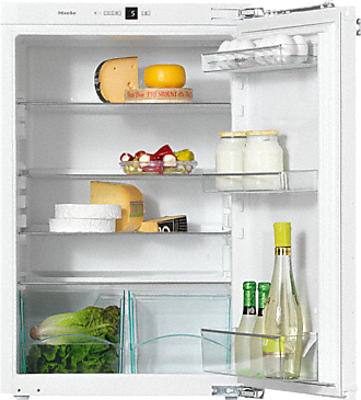 K 32222 i - Built-in refrigerator with ComfortClean and LED lighting for increased convenience.--